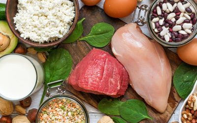 Top 10 Superfoods for Gaining Muscle Mass